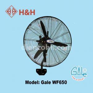 Quạt công nghiệp treo tường Gale WF650P