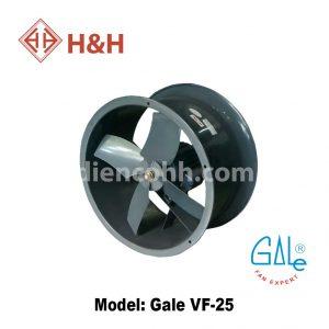 Quạt hút công nghiệp tròn Gale VF25
