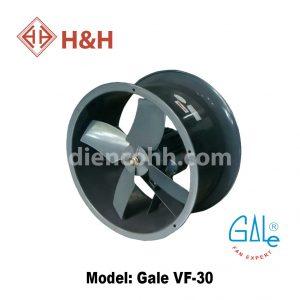 Quạt hút công nghiệp tròn Gale VF30