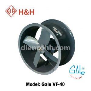 Quạt hút thông gió công nghiệp tròn Gale VF-40