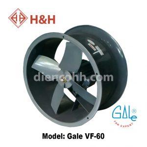 Quạt hút công nghiệp tròn Gale VF60