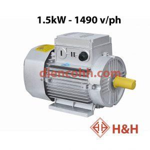 Động cơ điện Toàn Phát 1,5Kw