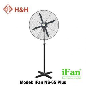 Quạt cây công nghiệp 4 cánh IFAN NS-65 Plus