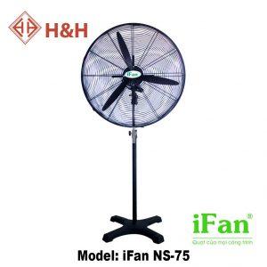 Quạt cây đứng iFan NS-75