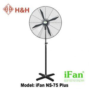 Quạt cây đứng công nghiệp iFan 75