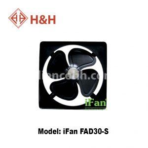 Quạt hút công nghiệp vuông iFan FAD30-S