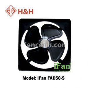 Quạt hút công nghiệp vuông iFan FAD50-S