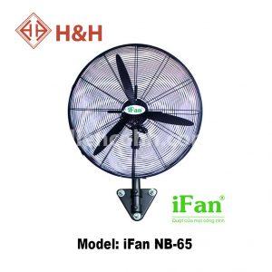 Quạt công nghiệp treo tường iFan 3 cánh NB-65