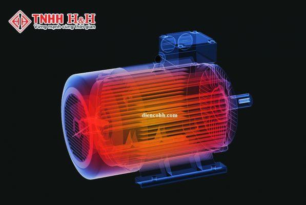 động cơ điện bị nóng
