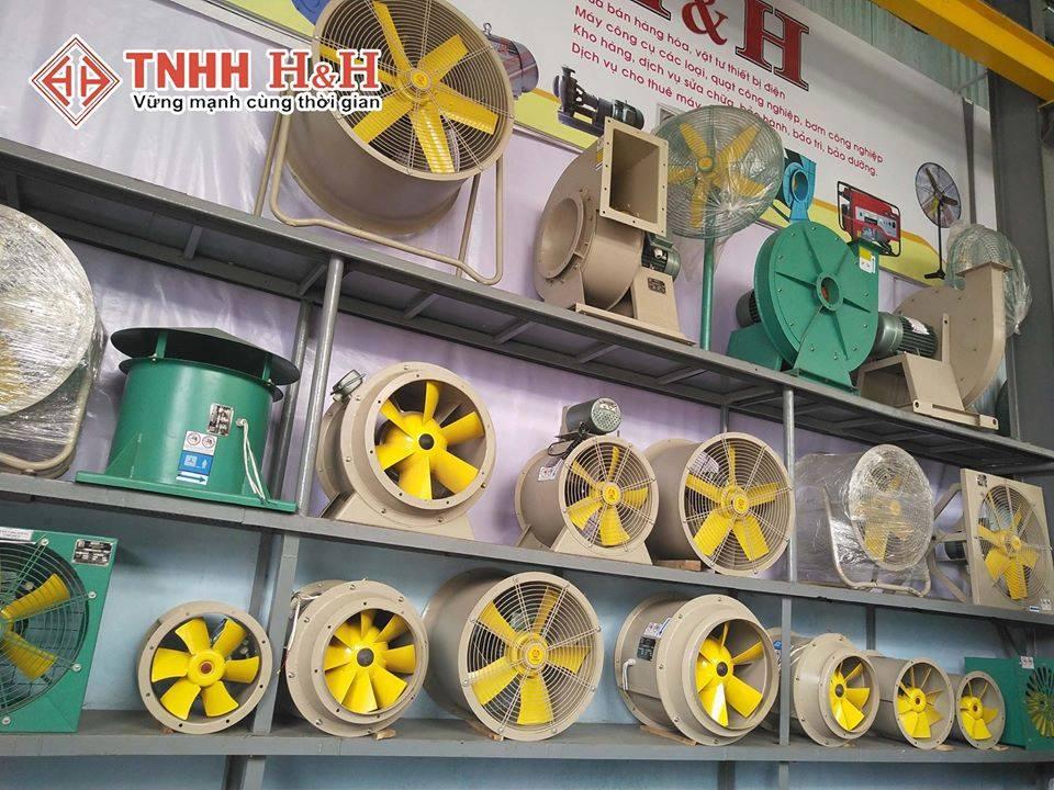 Quạt công nghiệp tại Đà Nẵng