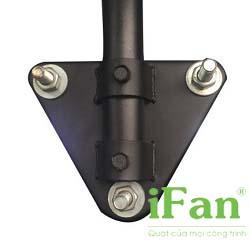 Quạt treo tường công nghiệp IFan NB Plus