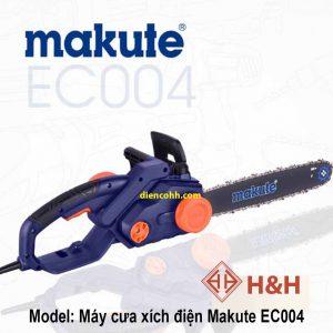 Máy cưa xích Makute chạy điện EC004