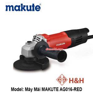 Máy mài góc MAKUTE AG016-RED