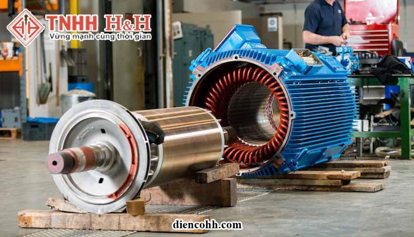 sửa chữa động cơ điện tại Huế