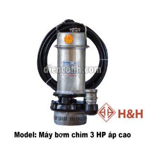Máy bơm chìm áp cao 3 HP Đà Nẵng