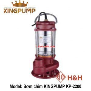 Máy bơm chìm Kingpump KP-2200
