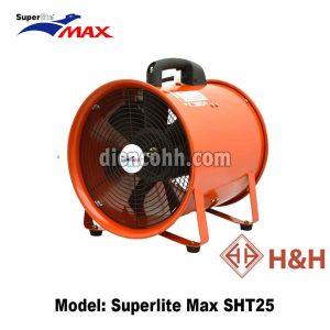 Quạt hút xách tay công nghiệp Superlite Max SHT25