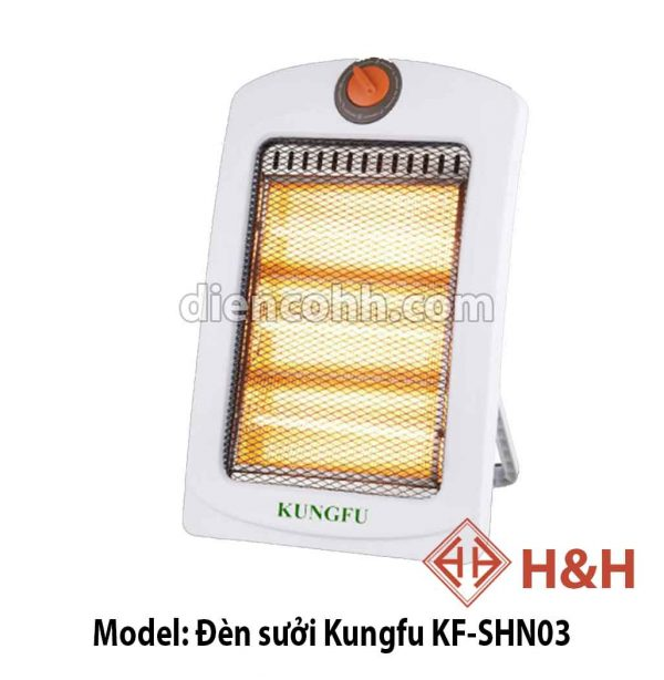 Đèn sưởi hồng ngoại Kungfu KF-SHN03