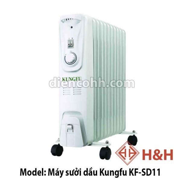 Máy sưởi dầu Kungfu KF-SD11