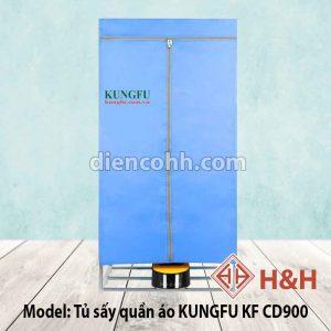 Tủ sấy quần áo KUNGFU KF CD900